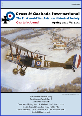 Issue 41/1 front cover