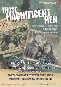 Those Magnificent Men Poster