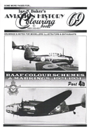 AVIATION HISTORY COLOURING BOOK 68 & 69.